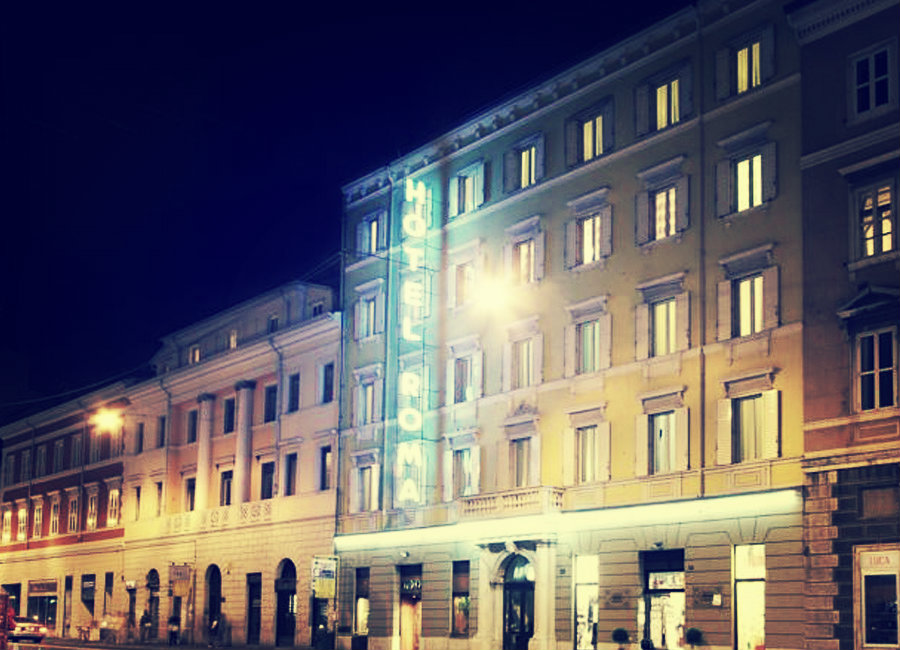 Hotel-Roma-Trieste Commerciale